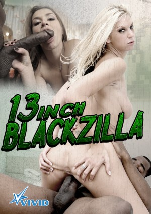 13 Inch Blackzilla Porn Video Art