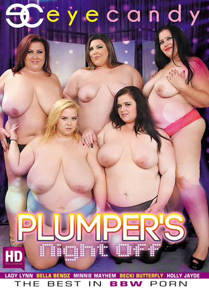Plumper's Night Off Porn Video Art