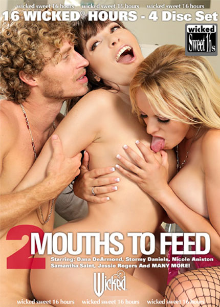 2 Mouths To Feed - Disc #2 Porn Video Art
