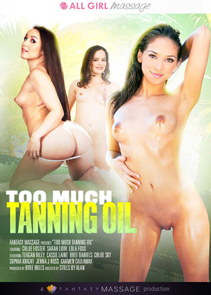Too Much Tanning Oil  Porn Video