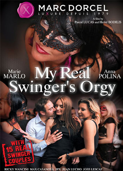 My Real Swinger's Orgy Porn Video Art