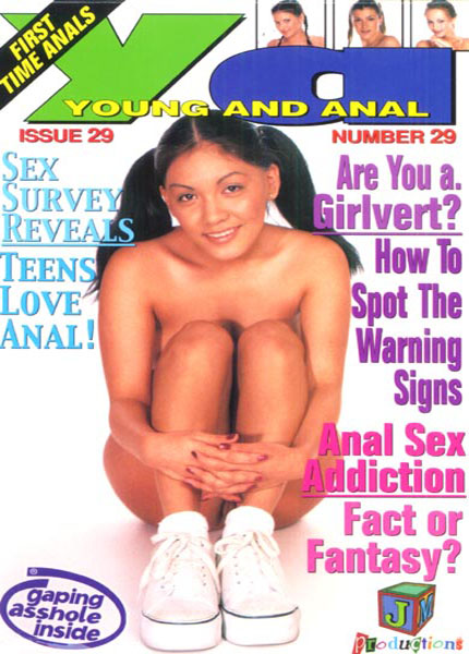 YA Young and Anal #29 Porn Video