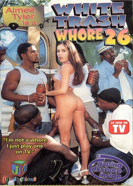 White Trash Whore #26 Porn Video
