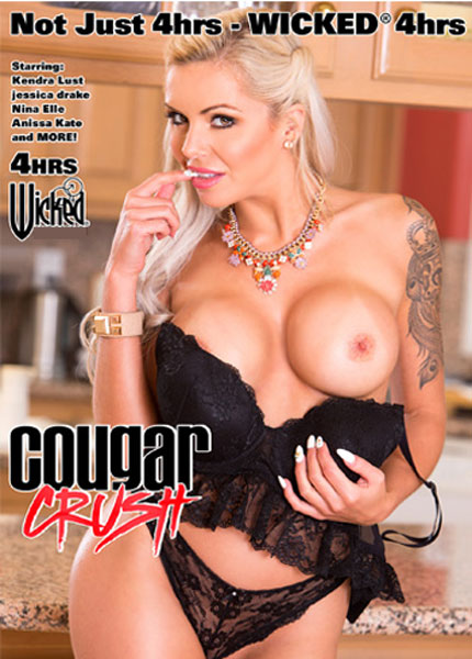Cougar Crush Porn Video Art