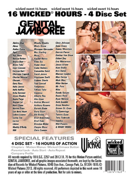 Genital Jamboree - Disc #4 Porn Video Art