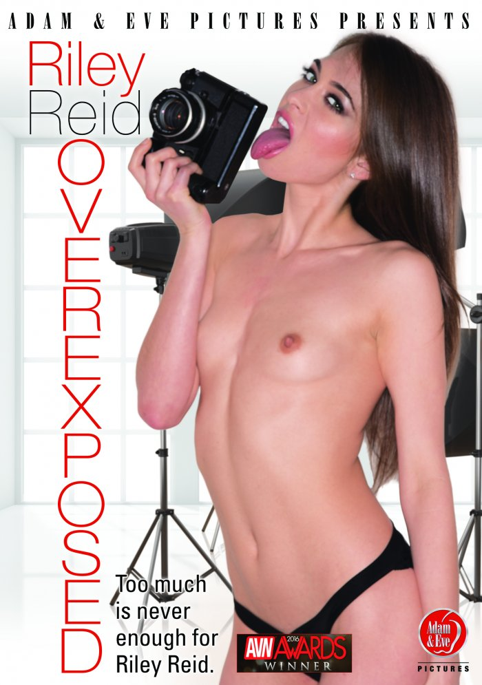 Riley Reid Overexposed Porn Video Art