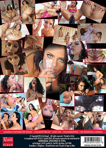Adriana Chechik Is Evil Porn Video Art