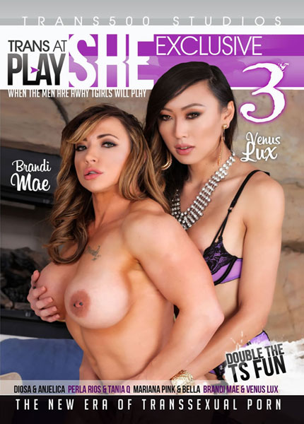 Trans At Play She Exclusive #3  Porn Video Art