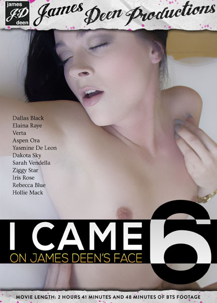 I Came On James Deen's Face #6 Porn Video Art