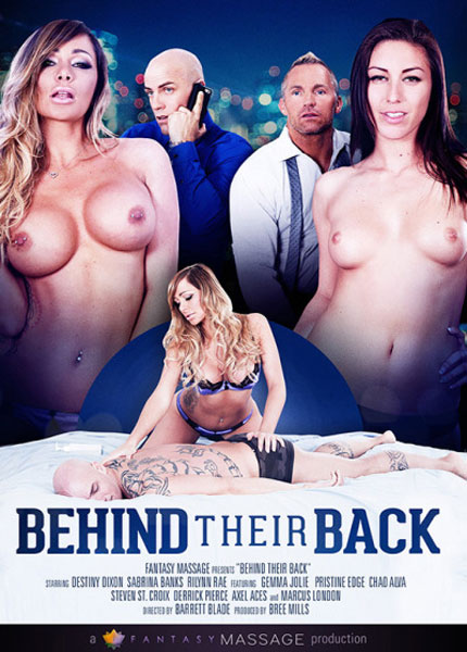 Behind Their Back Porn Video