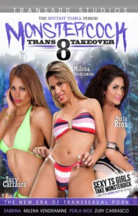 Monster Cock Trans Takeover #8  | Adult Rental