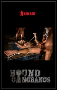 Bound Gangbang - Lea Lexis | Adult Rental