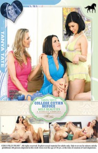 Tanya Tate's College Cuties Seduce MILF Beauties  | Adult Rental