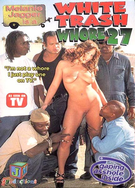 White Trash Whore #27 Porn Video Art