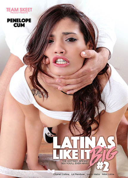 Latinas Like It Big #2 Porn Video Art