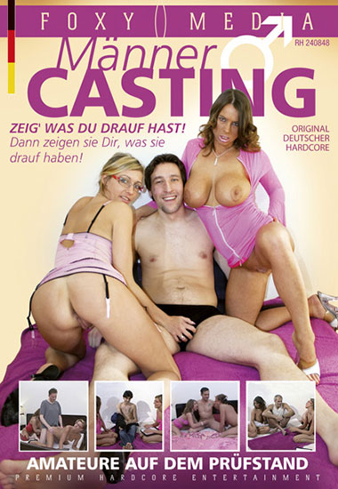 Männer casting Porn Video Art