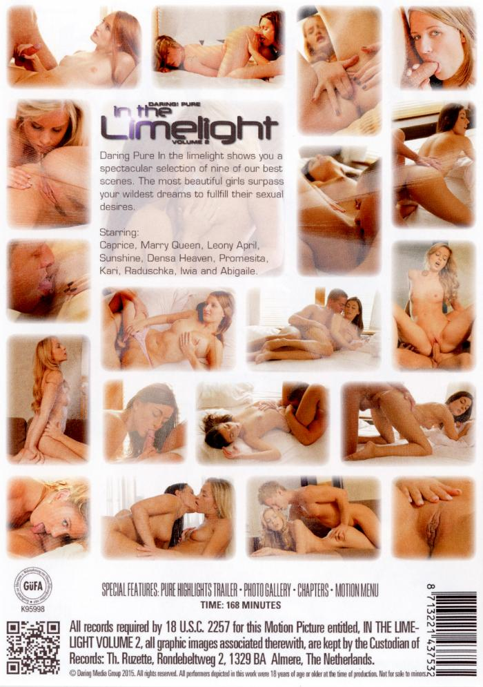 In The Limelight #2 Porn Video Art