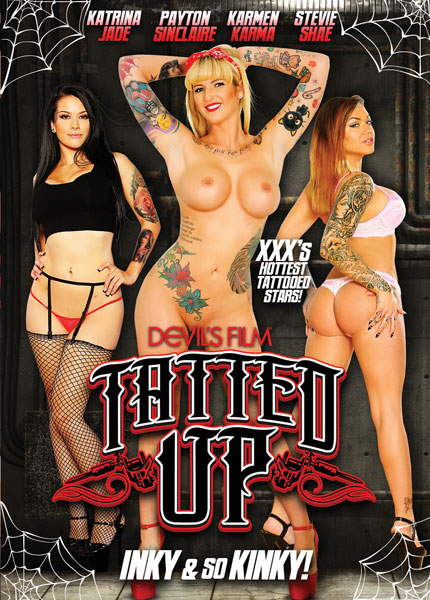 Tatted Up Porn Video