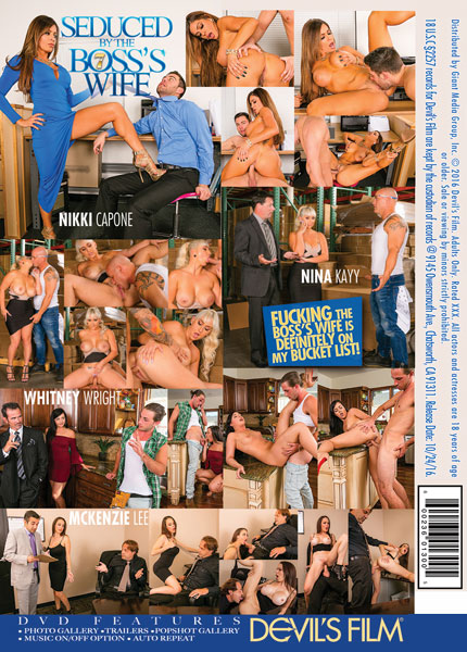 Seduced by the Boss's Wife #7 Porn Video Art