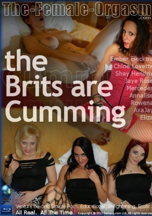 The Brits Are Cumming Porn Video Art