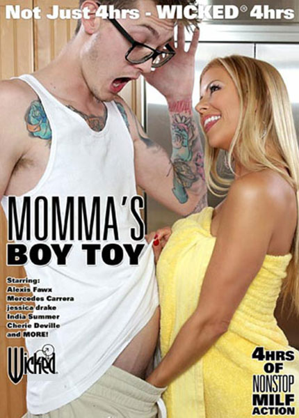 Momma's Boy Toy  Porn Video
