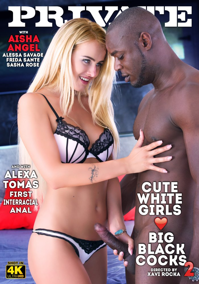Cute White Girls Love Big Black Cocks #2 Porn Video Art