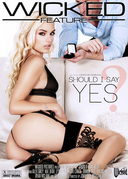 Should I Say Yes? Porn Video Art