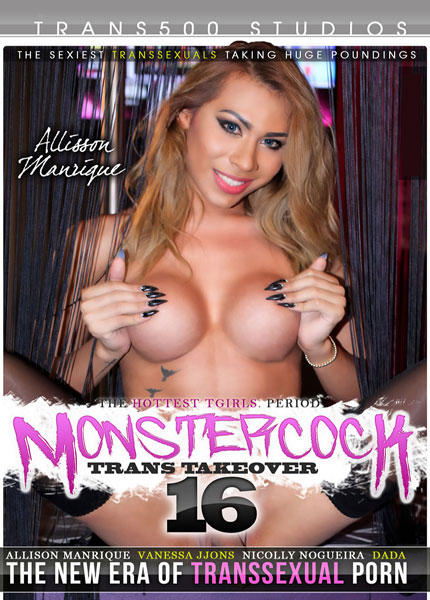 Monster Cock Trans Takeover #16 Porn Video
