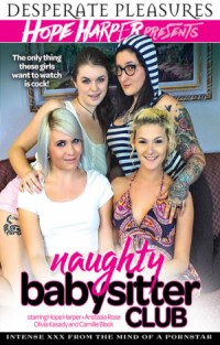 Naughty Babysitter Club | Adult Rental