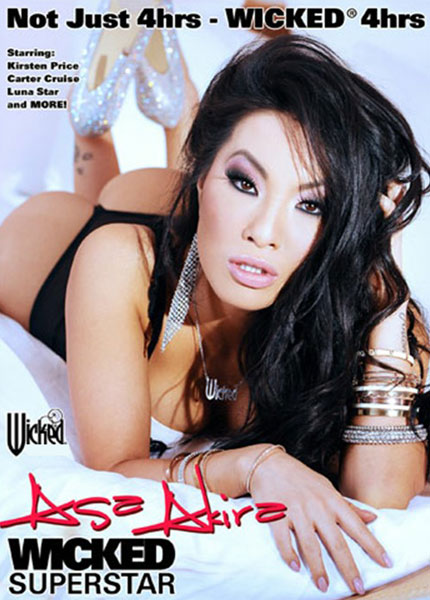 Asa Akira - Wicked Superstar Porn Video