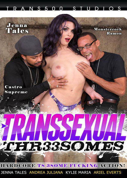 Transsexual Threesomes Porn Video Art