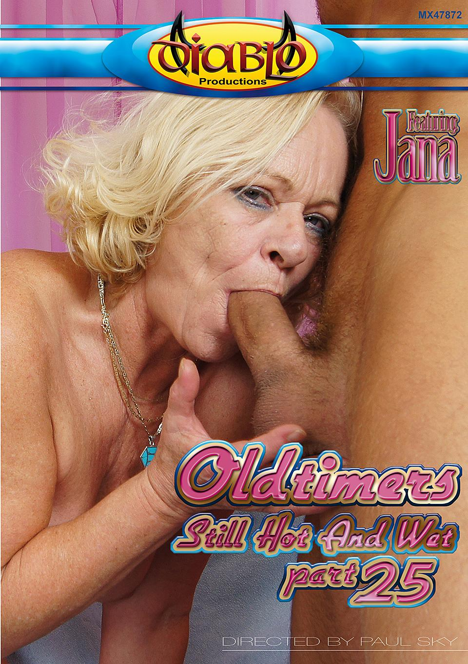 Oldtimers still hot and wet 13p1 - 4 3