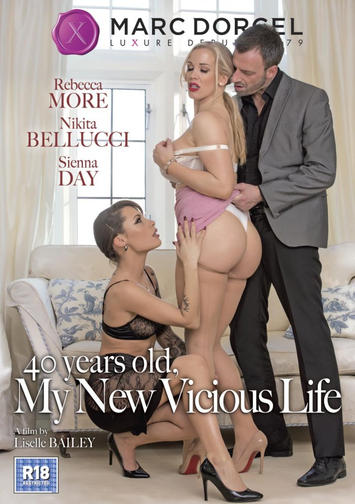 40 Years Old, My New Vicious Life Porn Video Art