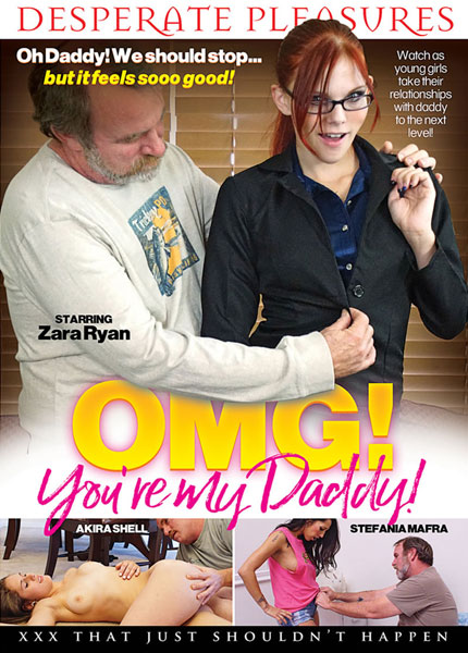 OMG You're My Daddy! Porn Video Art