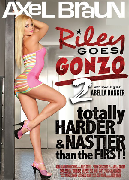 Riley Goes Gonzo #2 Porn Video Art
