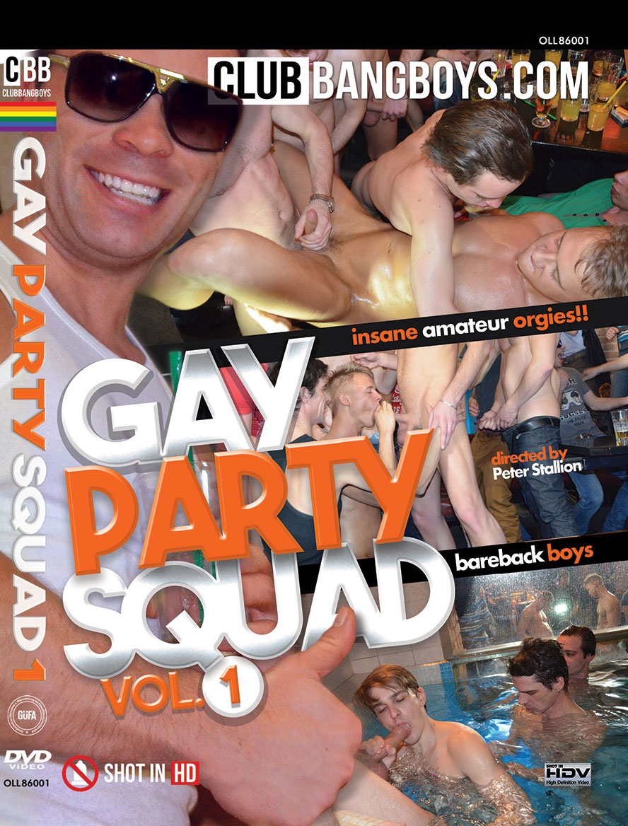 Gay Party Squad Porn Video Art