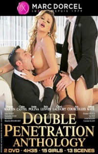 Double Penetration Anthology - Disc #1
