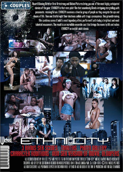 Ethni-city - Disc #1 Porn Video Art