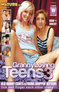 Granny Loving Teens #3