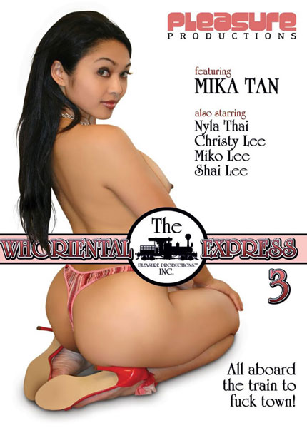 The Whoriental Express #3 Porn Video Art