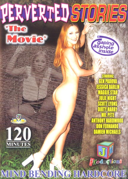 Perverted Stories The Movie Porn Video