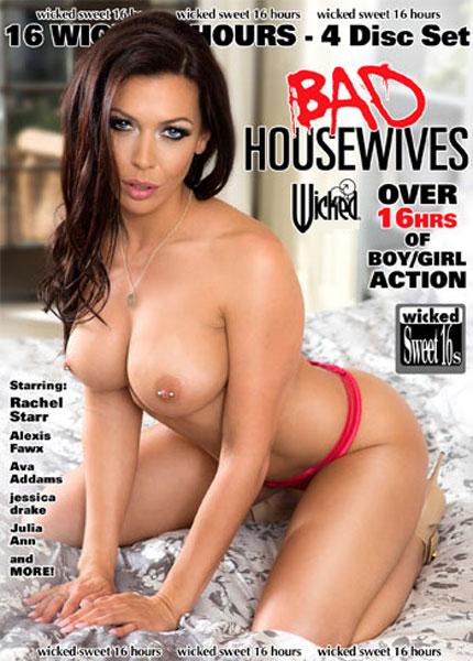 Bad Housewives - Disc #4 Porn Video