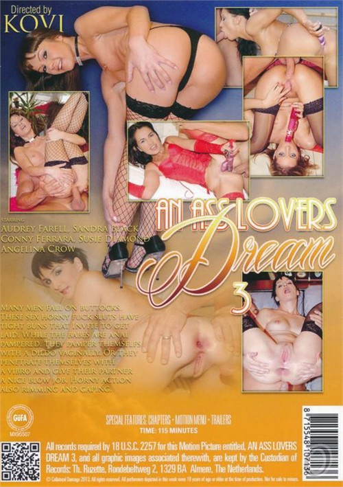 An Ass Lovers Dream #3 Porn Video Art