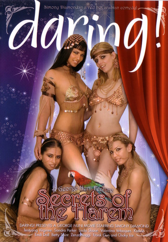 Secrets of the Harem Porn Video