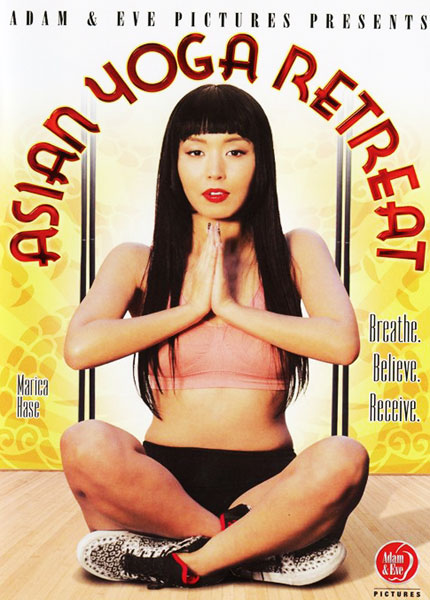 Asian Yoga Retreat Porn Video