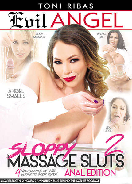 Sloppy Massage Sluts #2 - Anal Edition Porn Video Art