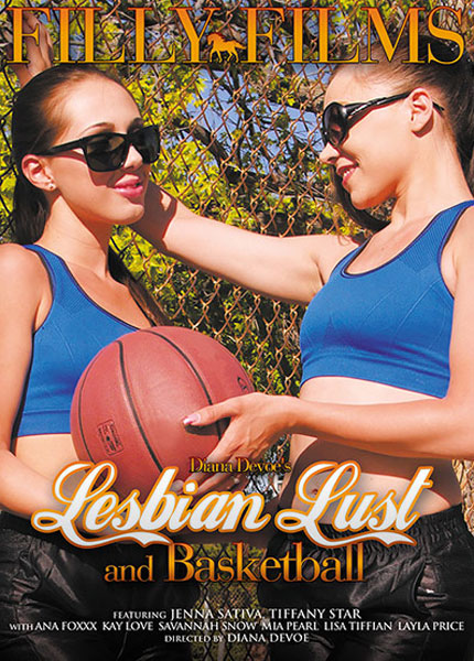 Lesbian Lust and Basketball Porn Video
