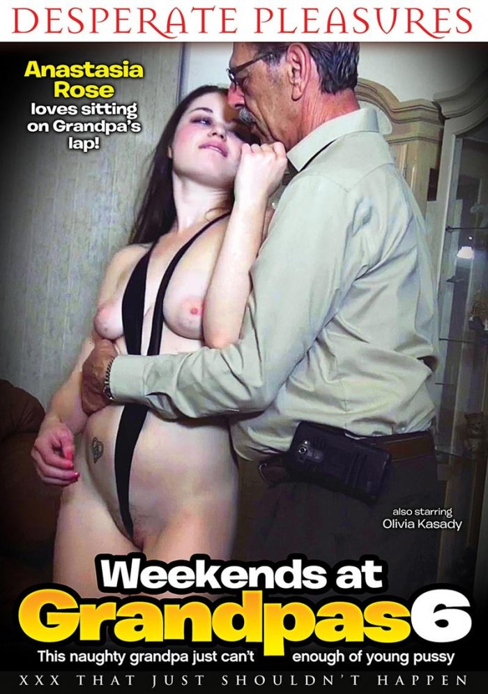 Weekends at Grandpas #6 Porn Video Art