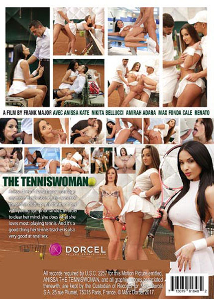 Anissa, The Tenniswoman Porn Video Art