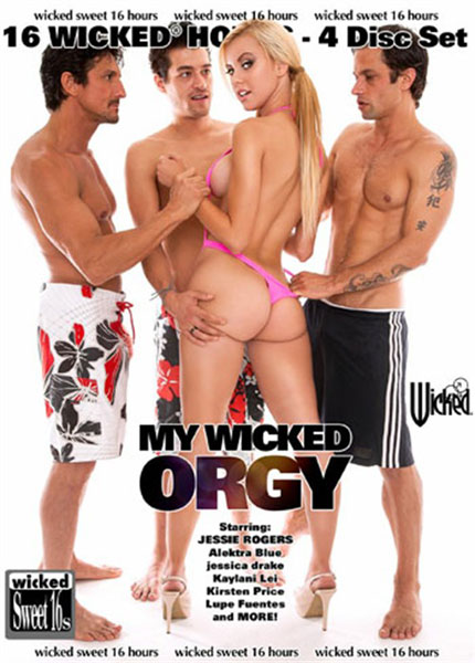 My Wicked Orgy - Disc #4 Porn Video Art